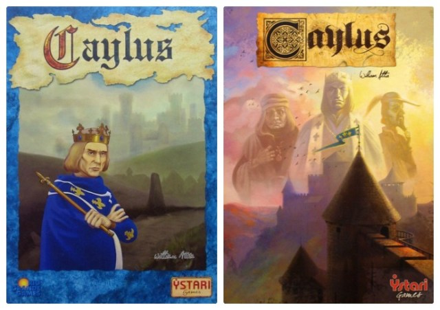 Les deux éditions de Caylus, 2005 et 2012