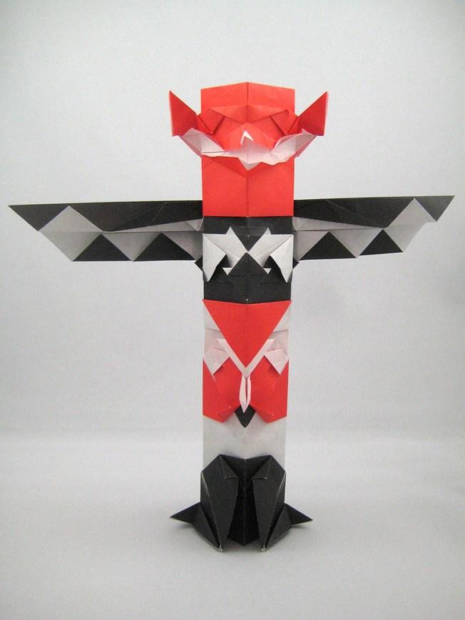 Totem Pole, Flickr, CC, by Joseph Wu
