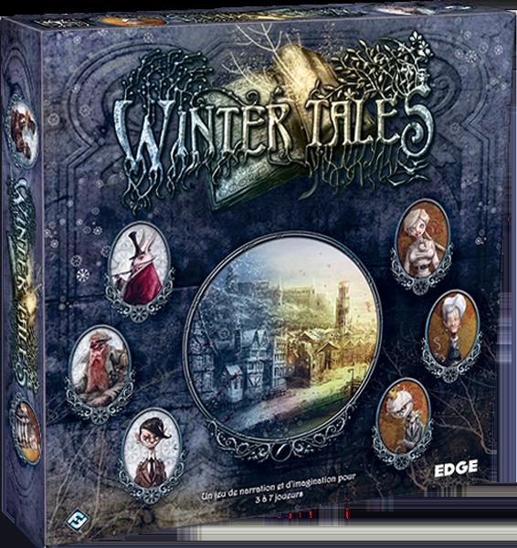 winter tales box