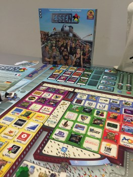 Essen the Game, mise en abyme