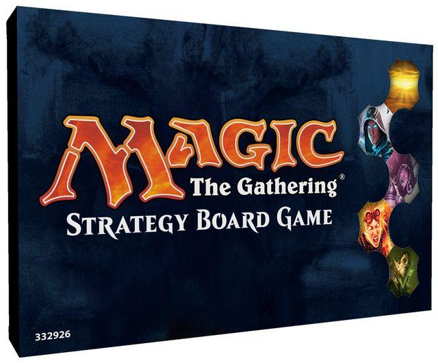 MtG-boardgame