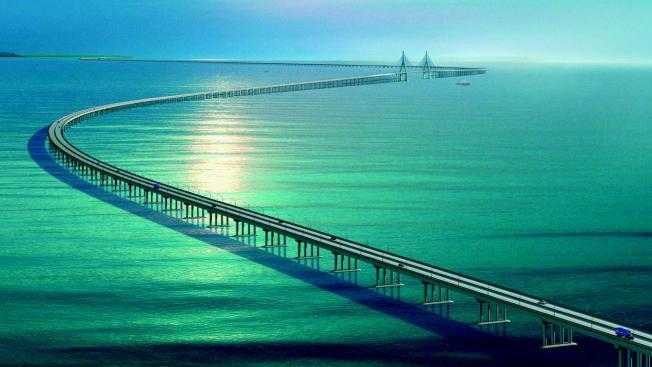 dong-hai-bridge-wallpapers