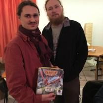 Clément & Romeo, auteurs et éditeurs de Chimère