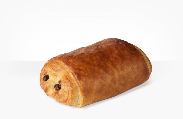 Tenez, Gus&Co vous offre un petit pain au choc, parce que vous le méritez