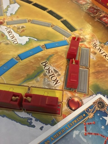 Ticket to Ride version XL