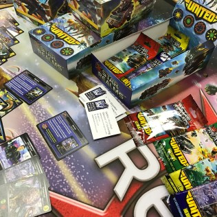 Star Realms. Partout