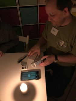 Yann du staff fait tester son propre scénario Unlock