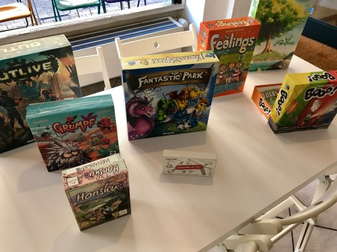 Les jeux édités et distribués par Blackrock présentés en avant-première