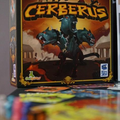 Essen 2018 - Cerberus G&C