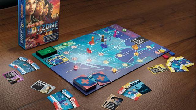 Pandemic: Hot Zone, le jeu qui tombe à pic