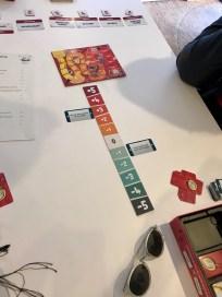 Profiler. Gros succès chez Cocktail Games. Les parties se sont enchaînées toute la soirée