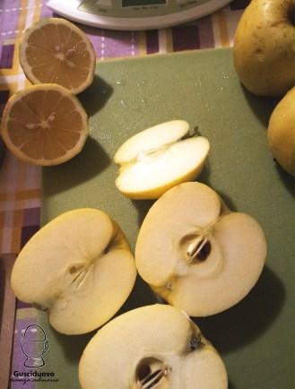 mele e limone