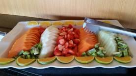 Hotel fruit salad