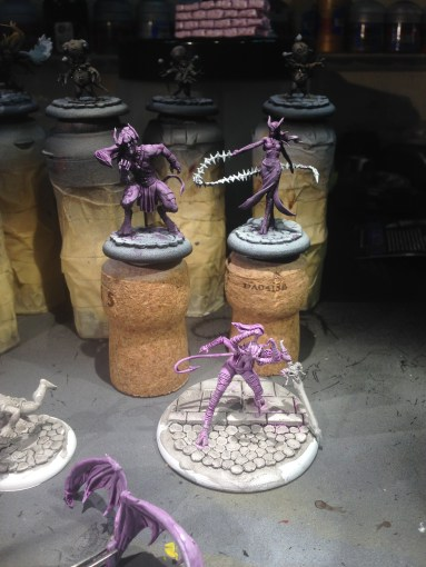 Some Nephilim get the purple treatment.
