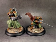 Freikorps Specialist and Trapper