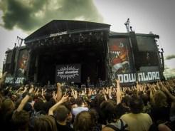 Download Festival 2013 © Gus Morainslie