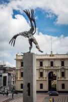 Plaza Bolivar © Gus Morainslie