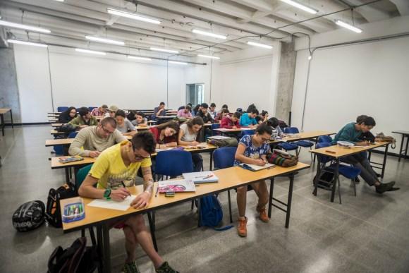 Creativity workshop at University of Caldas, Manizales, Colombia.