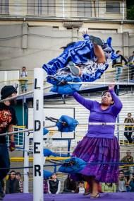 Cholitas luchadoras / Wrestling Cholitas