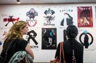 Patadas - 50 carteles de Diego Becas