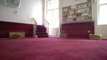 Suasana di Dalam Masjid Dar al Salaam