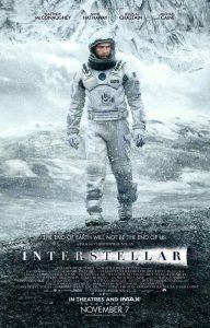 locandina interstellar