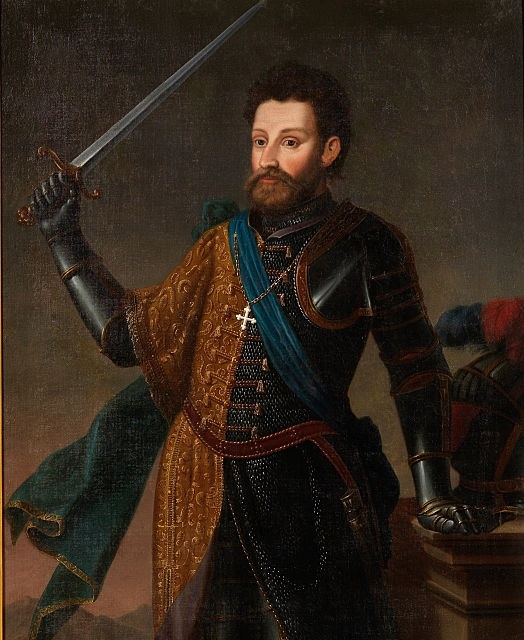 Pierre II de Savoie (Collection Reggia di Venaria Reale)