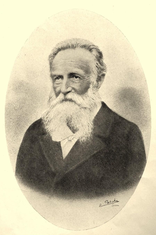 Ferdinand-Othon Wolf, le botaniste