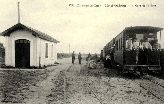 Gare de la Brée, Oléron