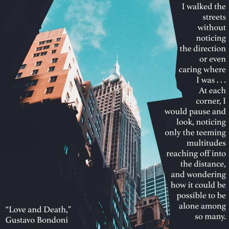 Excerpt from Love and Death