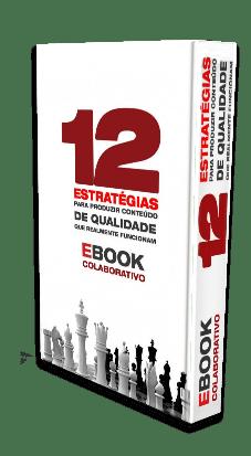 ebook 12 estratégias para produzir conteúdo de qualidade