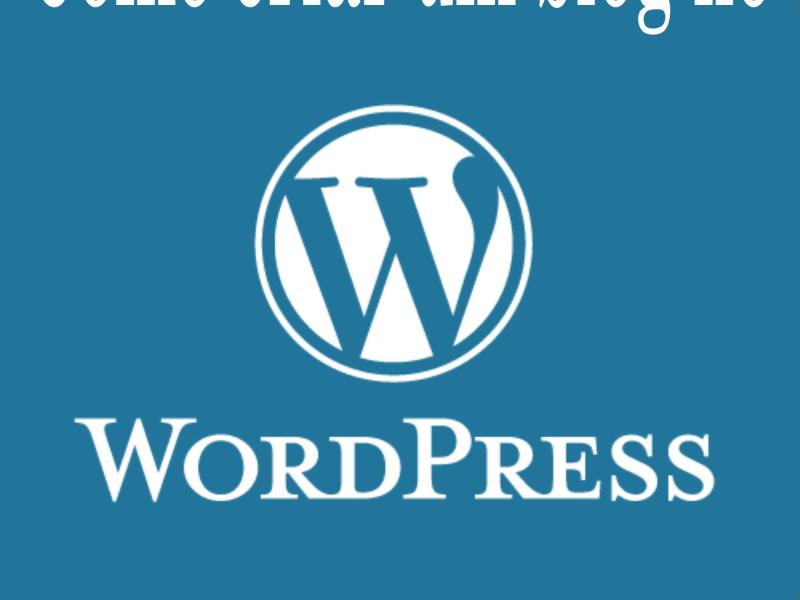 Como criar um blog no Wordpress.org: E-book grátis