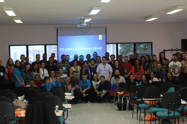 Workshop va para o proximo nivel 2017