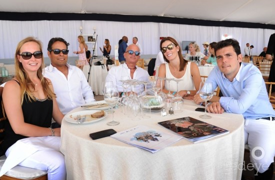 Jorien Livens, Luis Miguel Martinez, Gustavo Mirabal, Carolina Mirabal & Sergio Alvarez Moya