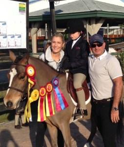 Happy with his family - Gustavo Mirabal and Carolina Mirabal