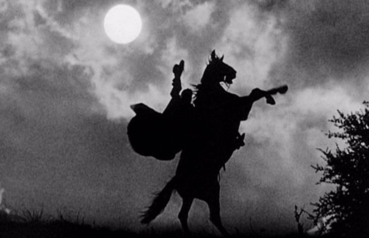 Tornado and Zorro - Famous Horses