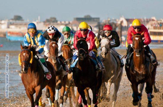 Sanlucar de Barramedas Horse Racing