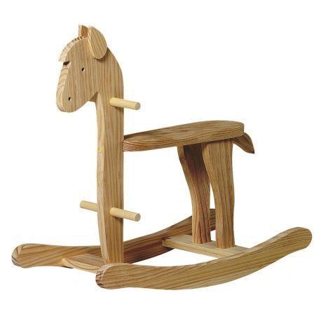 Wooden Rocking Horses