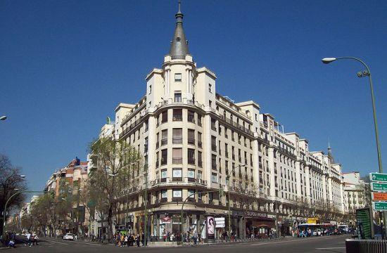 Calle de Alcalá 151 (Salamanca Madrid)