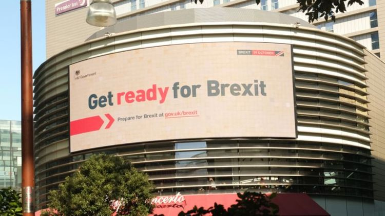 """""""Get Ready for Brexit"""" Goverment Campaign"""