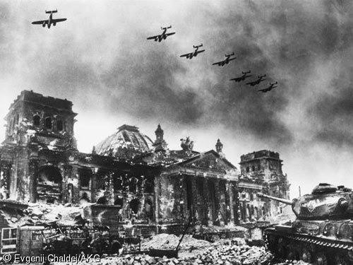 Los horrores de la segunda guerra mundial y los derechos humanos
