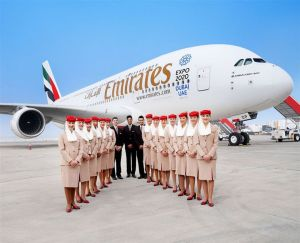 Emirates Airlines - Developmental drivers detected by Gustavo Mirabal