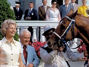 Lucien Laurin and Penny Chenery had an affair