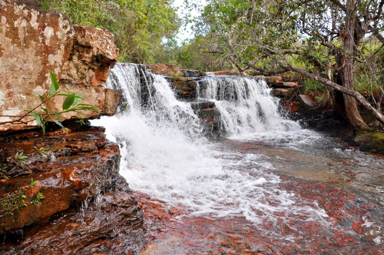 La Gran Sabana - Quebrada de Jaspe (Jasper Stream )