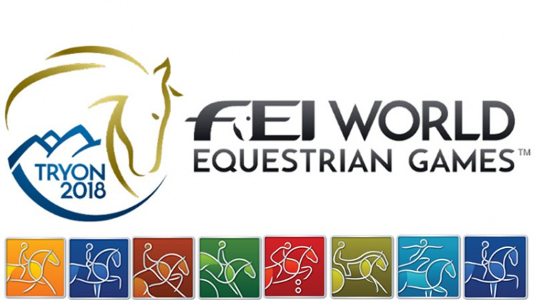Poster Nro 3 of World Equestrian Games Tryon 2018