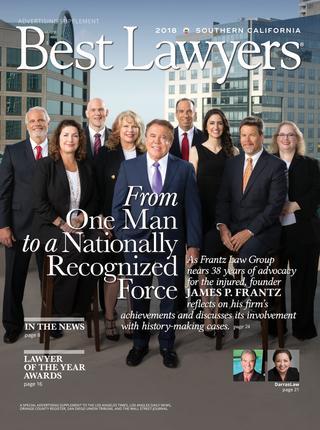Best lawyers magazine