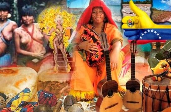 The cultural diversity of Venezuela