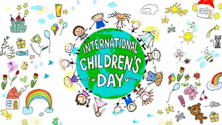 World Children's Day - November 20th