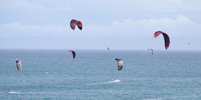 Deportes Acuáticos en la Isla de Margarita