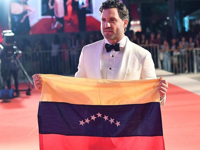 Edgar Ramirez - The Venezuela of Gustavo Mirabal